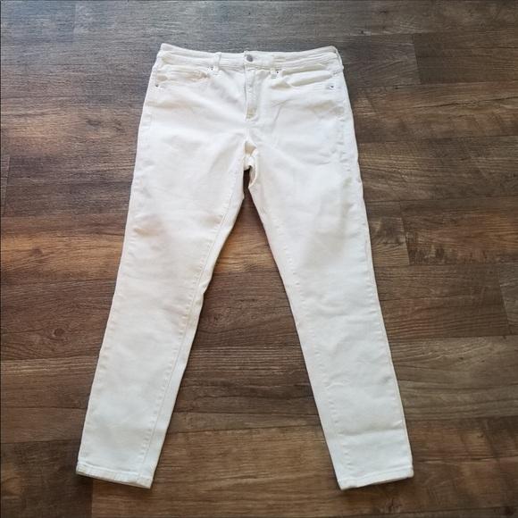 8d7bb69016c Universal Thread Jeans | S White High Rise Skinny | Poshmark